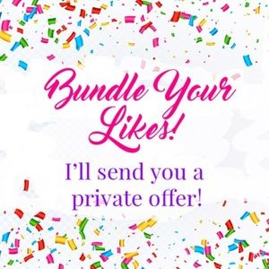 Other - Bundle and I'll send you a private offer!
